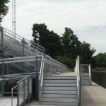 Visitors Stands Ready for Friday, August 26, 2016