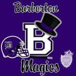 BARBERTON HS 2016 FOOTBALL SCHEDULES