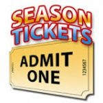 Football Season Ticket Form, Patron AD, Student All-Sports Pass, and Adult Volleyball and Soccer Season Pass