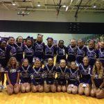 BHS Cheerleaders Shine at Team Camp