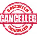 Tennis, Softball and Baseball are Cancelled for Tuesday, April 30, 2019