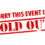 WE ARE SOLD OUT !