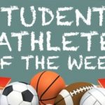 Sandra Wright and Nick Plucinski Student-Athletes of the Week
