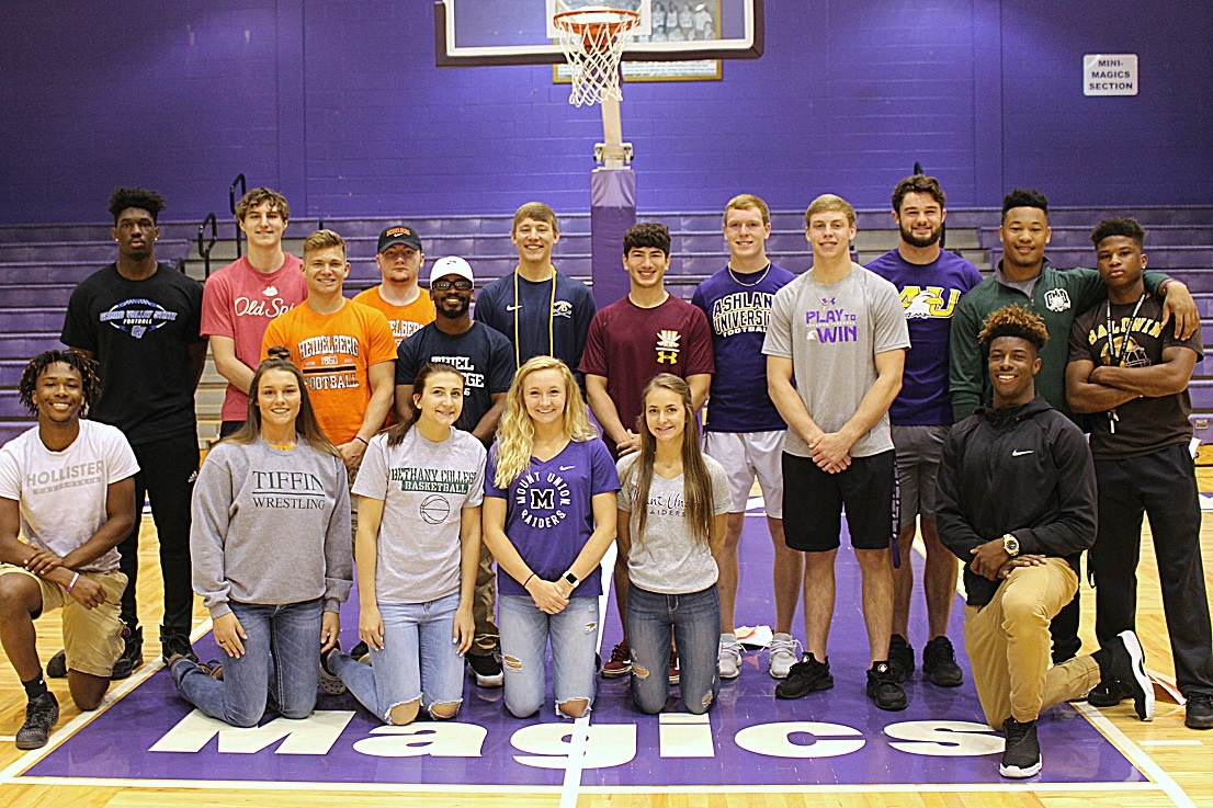 Class of 2018 Student-Athletes Succeed on the Field and the Classroom