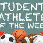 Hailey Haywood, Brenna Walker, Anthony Cook and Jamair Blackmon Student-Athletes of the Week