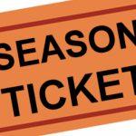 Season Ticket Holder Information for the Barberton Football Game on October 18, 2019