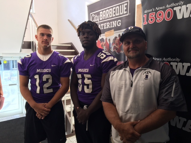 WAKR Hosts Gridiron Gathering to Preview HS Football