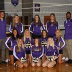 Magics Volleyball Team Advances to Second Round