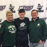 Brandon Seiler to Attend Lake Erie College