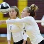 BHS Volleyball Team Ends Season in Sectional Championship