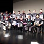 December 3, 2018 Fall Awards Night - Cheer and Football