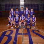 BHS Boys' Basketball Team Wins Third in a Row