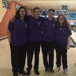 Magics Bowlers Win Two on Senior Night