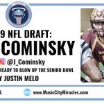 John Cominsky is on the NFL Draft Radar for Teams