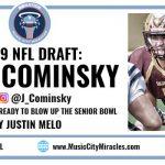 John Cominsky is on the NFL Draft Radar for Teams