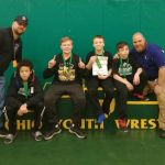 Barberton Youth Wrestlers Participate in District Tournament