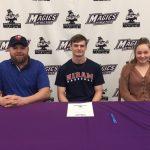 Zachary Scalf to Play Baseball at Hiram College