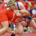 BHS Wrestlers Take Second at Wadsworth DI Sectionals
