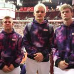 BHS Wrestlers Win Matches on Day 1