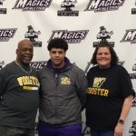 Demetrius Barnett to Attend The College of Wooster