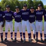 2019 Baseball Senior Day