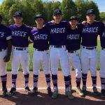 Magics Baseball Program Celebrates Senior Day