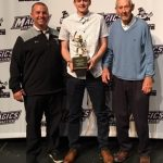 2019 Hal Naragon Award Presented by the BHS Baseball Program and Athletic Department