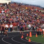 Jared Storm Regional Track Meet