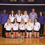 BHS Volleyball Team Has Busy Week