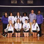 Junior Varsity Volleyball Team Wins