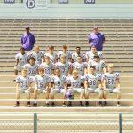 Freshman Football Team Wins Second in a Row