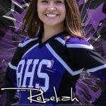 Congratulations to Rebekah Ebner – 2020 Akron Beacon Journal Star Student Semi-Finalist