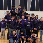 BHS Wrestlers Take First Place at the Titan Classic