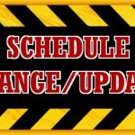 Girls' Basketball Game Schedule Change