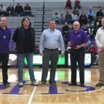 Magics Basketball and Athletic Department Thanks Mr. Dale Ray for 45 Years