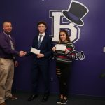 Spectrum Sports Awards Amelia Sebe and Justin Alkire Scholarships