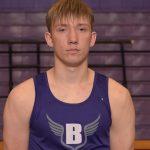 Track & Field Senior Spotlight – Brayden Hanlin