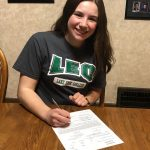 Megan Schanz to Attend Lake Erie College