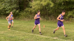 Magics Cross Country Team at Springfield Invitational