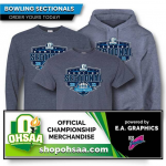 Order 2021 OHSAA Sectional Bowling Gear