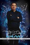 BHS Senior Swimmer Tristan Vang