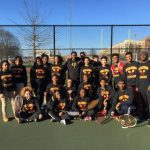 2016 Tennis Team Ready for Action