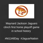 MJJ History – First Ever Home Varsity Football Playoff Game #MJJAllDay #JaguarNation