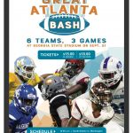 Jaguars Football playing in Inaugural Great Atlanta Bash