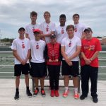 Boys Varsity Tennis finishes 1st place at John Shirley Invitational