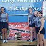 Girls Golf Wins Travis Smith County Championship