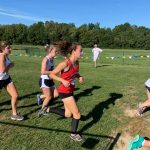 Girls XC Finish 10th out of 19 Teams at Savings Bank Invitational