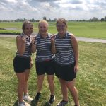 Girls Golf Finishes 2nd At Conference