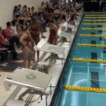 Swimming/Diving Results From 1/9