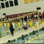 Both Swim Teams Come Up Short Against THN
